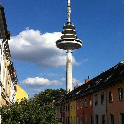 Fernsehturm in Bremen Walle